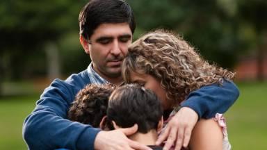 Jesus precisa curar as profundas feridas familiares