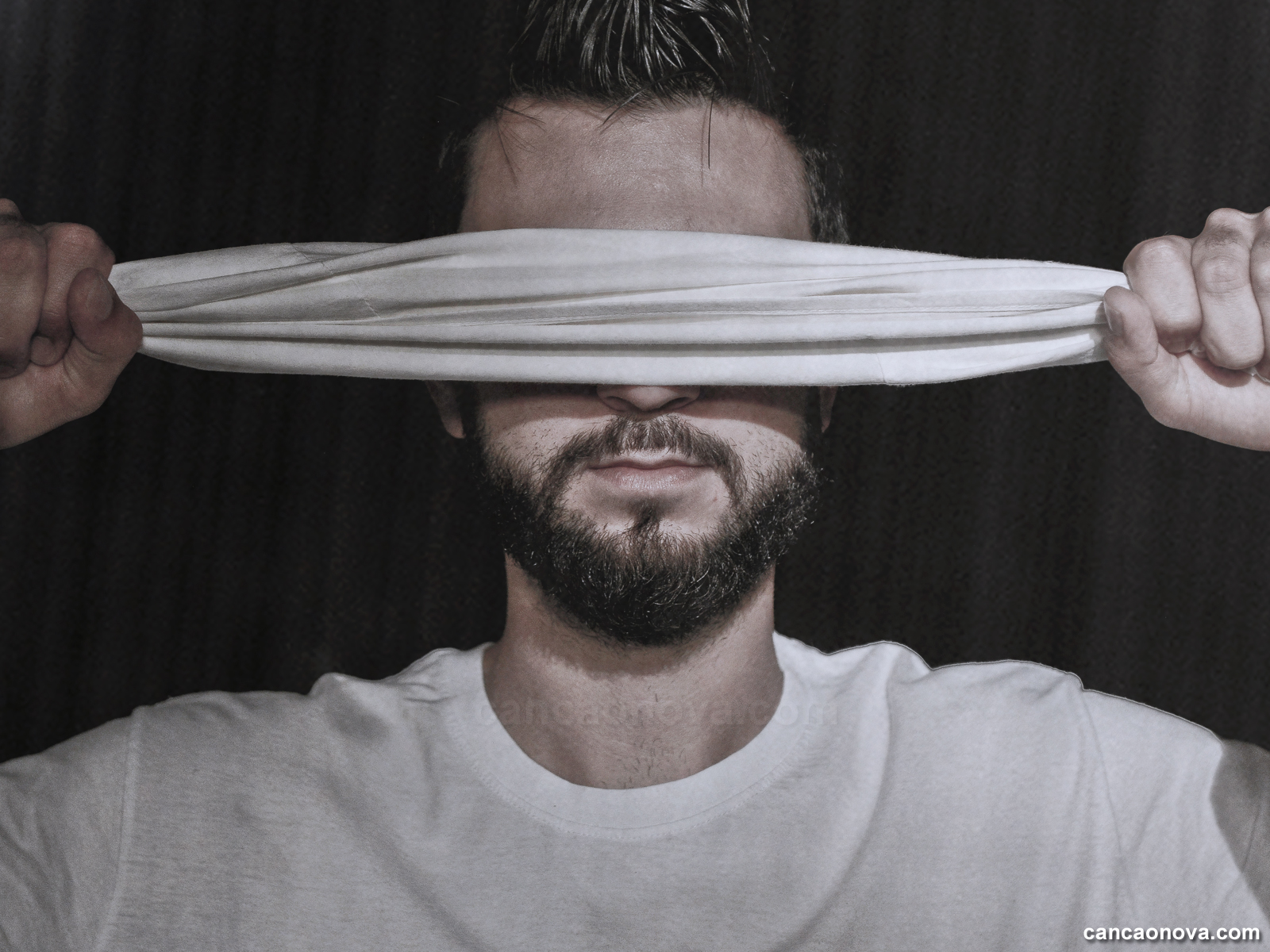 O pecado capital nos cega para a realidade