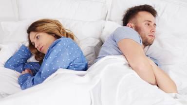 A falta do desejo sexual entre o casal
