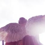 O auxílio dos anjos