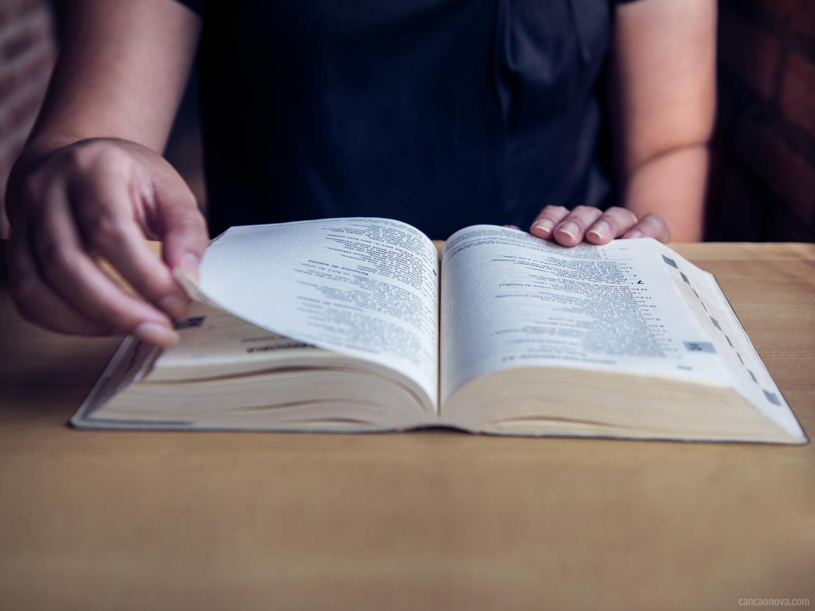 O-Evangelho-sempre-nos-ensina-palavras-de-amor