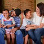 Filhos tornam o casamento mais feliz