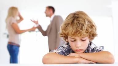 A separação dos pais e a dificuldade emocional dos filhos