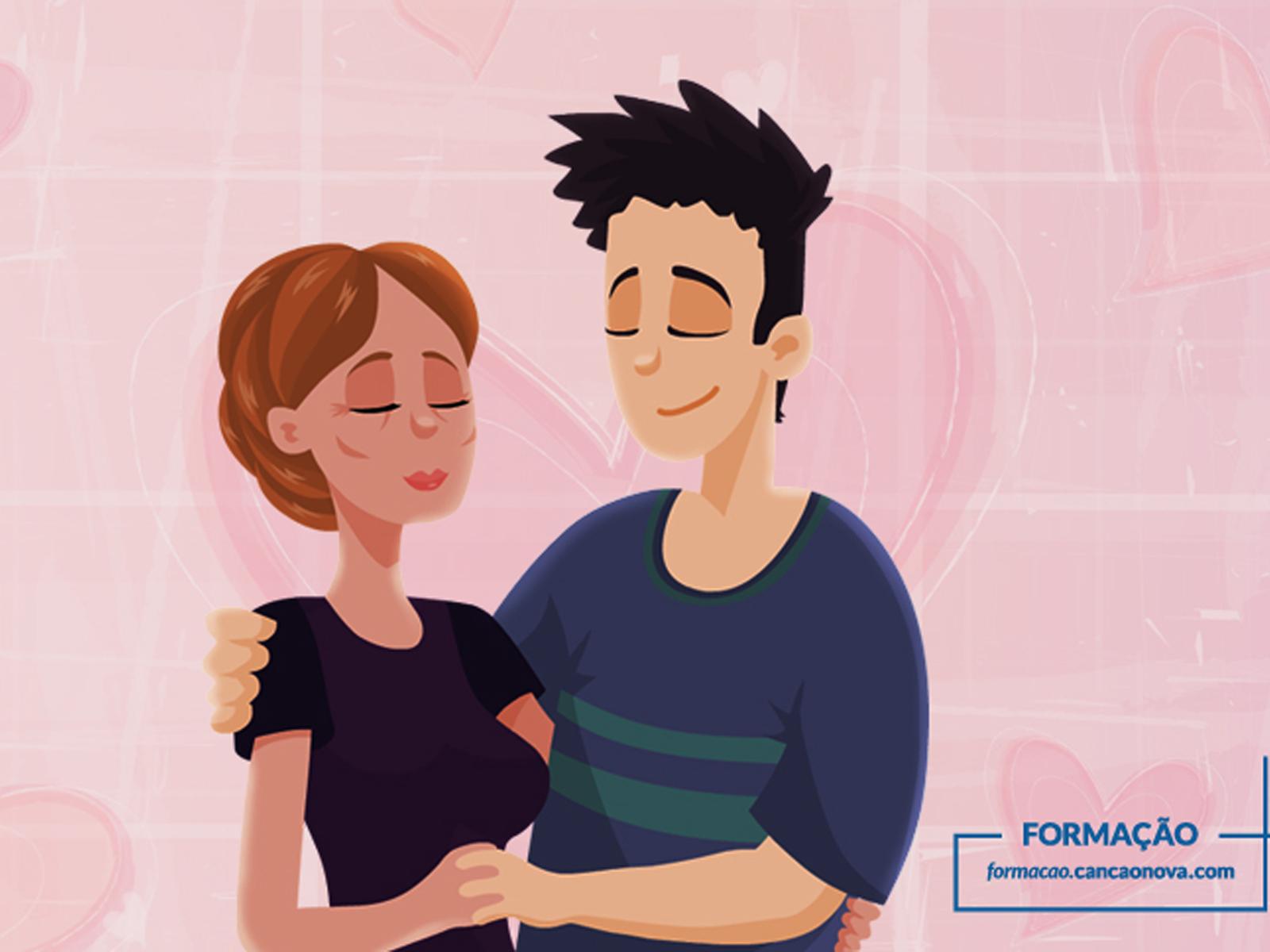 A diferença de idade no namoro - 1600x1200