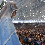 A Virgem Maria é o nosso modelo de louvor
