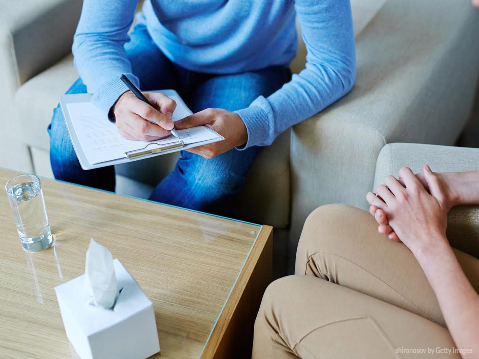 Psicólogo, uma ajuda para transpor problemas