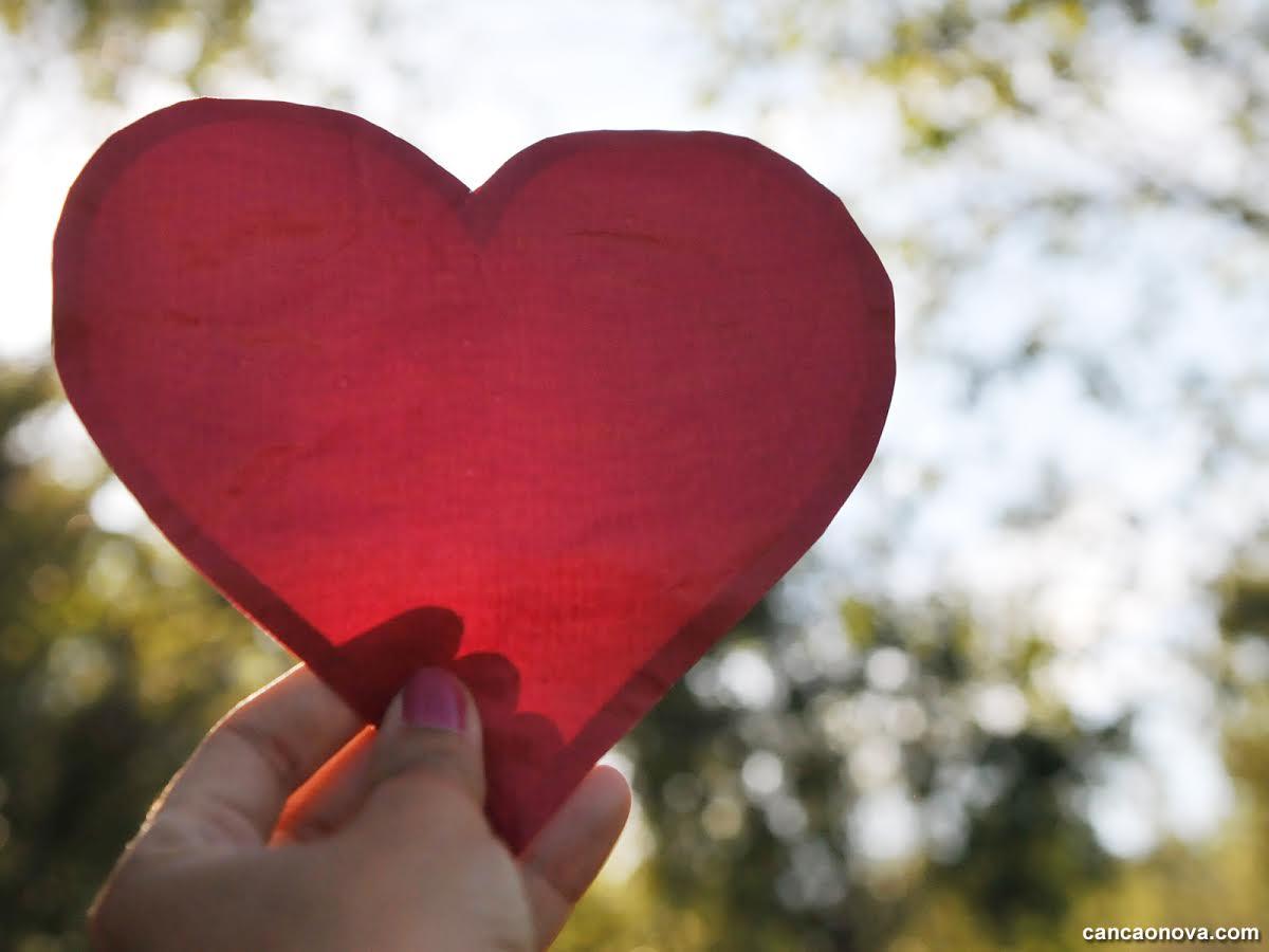 Olhar a pessoa com o coração