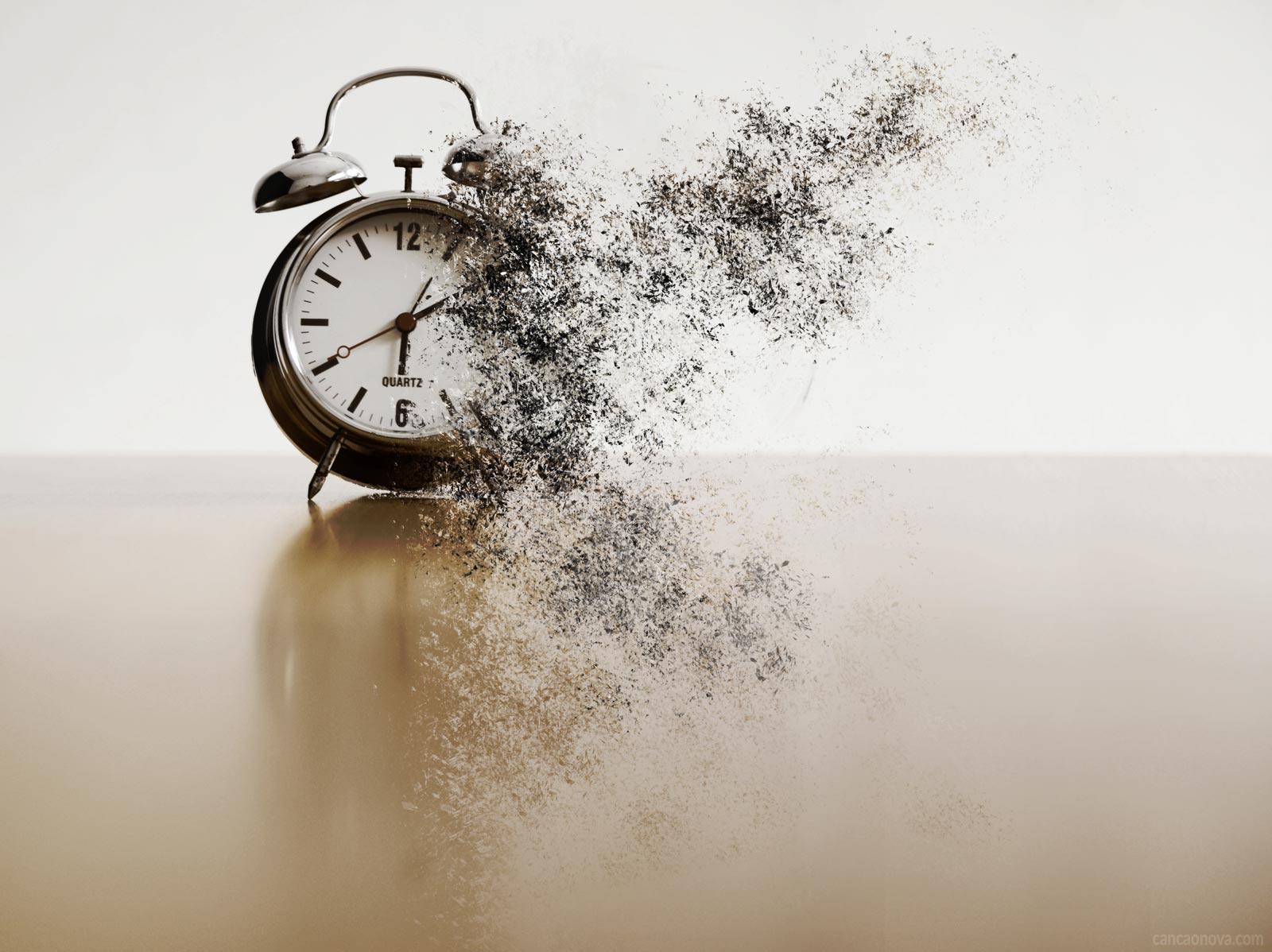 Você já parou para pensar na importância do tempo?
