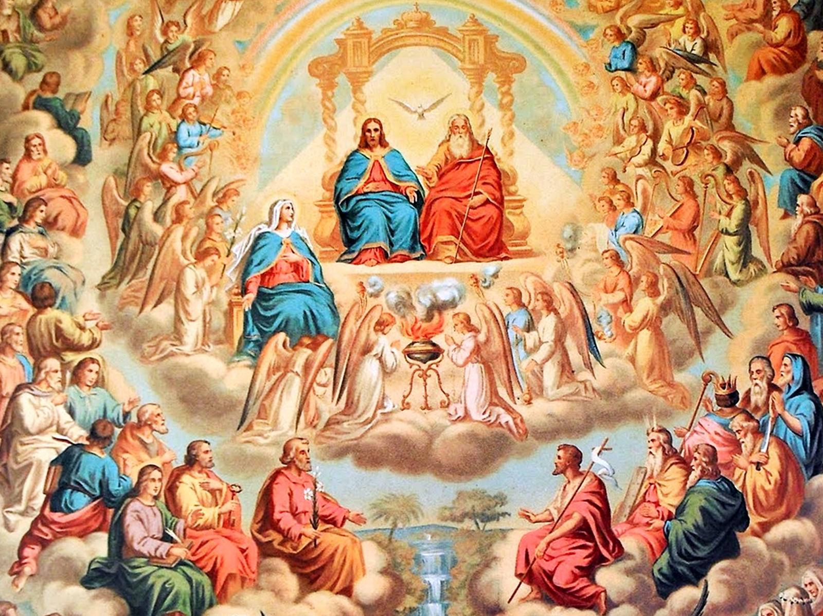 A celebração da Festa de Todos os Santos – 1º de novembro