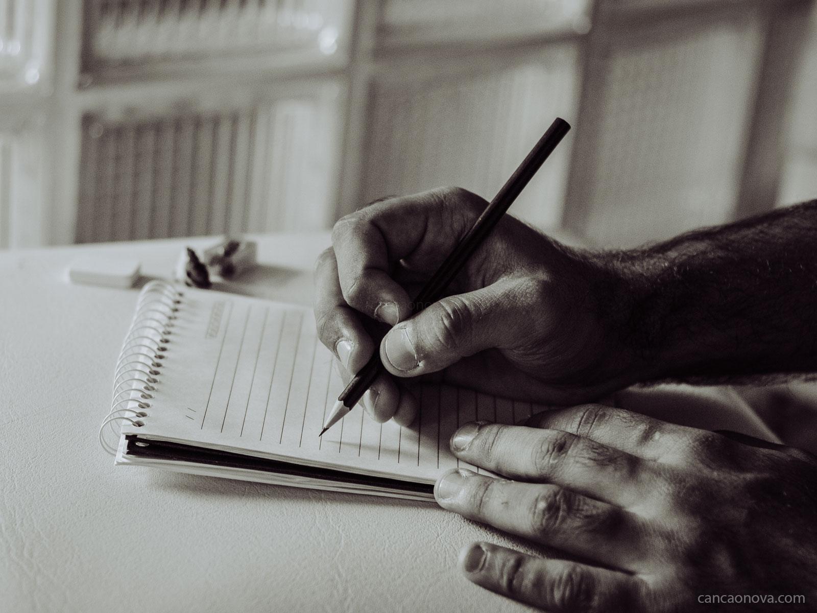 A cada dia temos uma nova oportunidade de escrever a nossa história