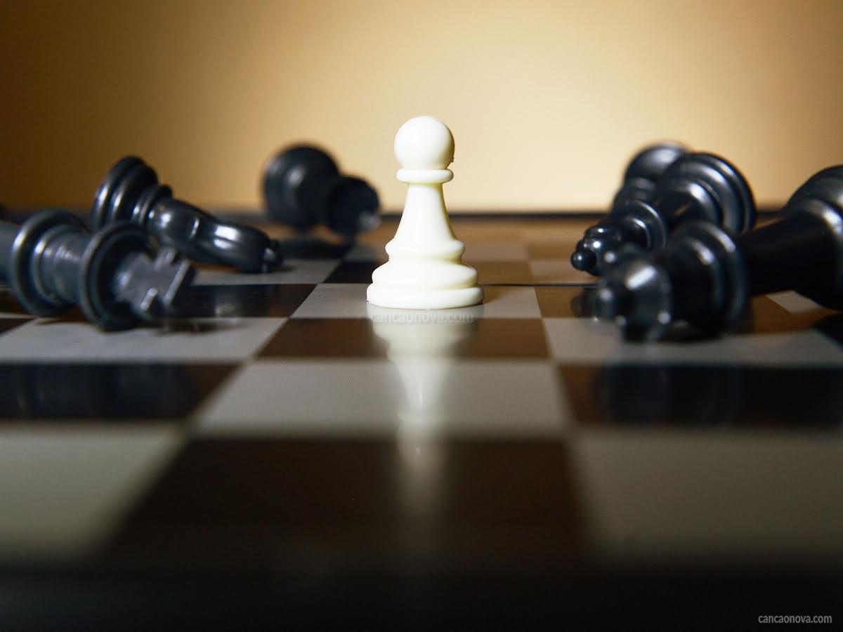 A vitória é possível mesmo diante das batalhas