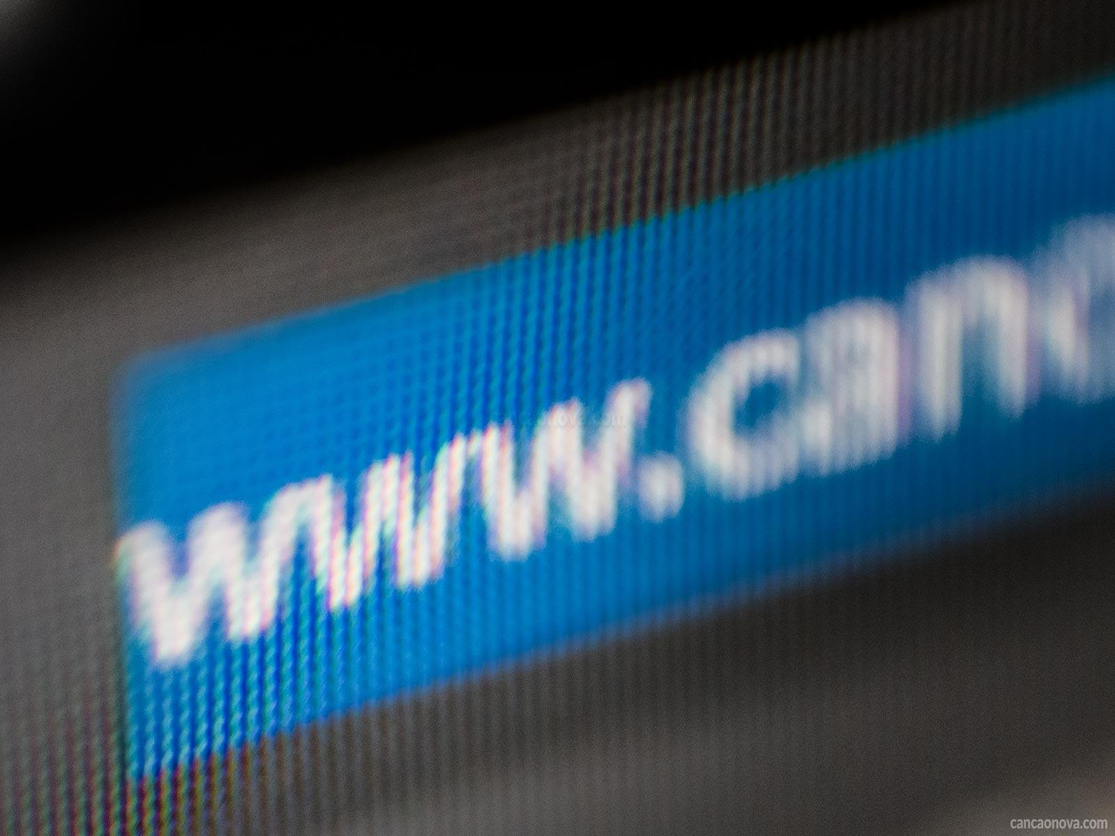 A internet é o mundo que possibilita a interatividade