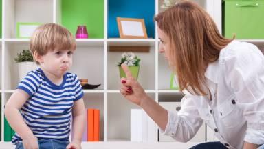 Educação dos filhos e a palmada
