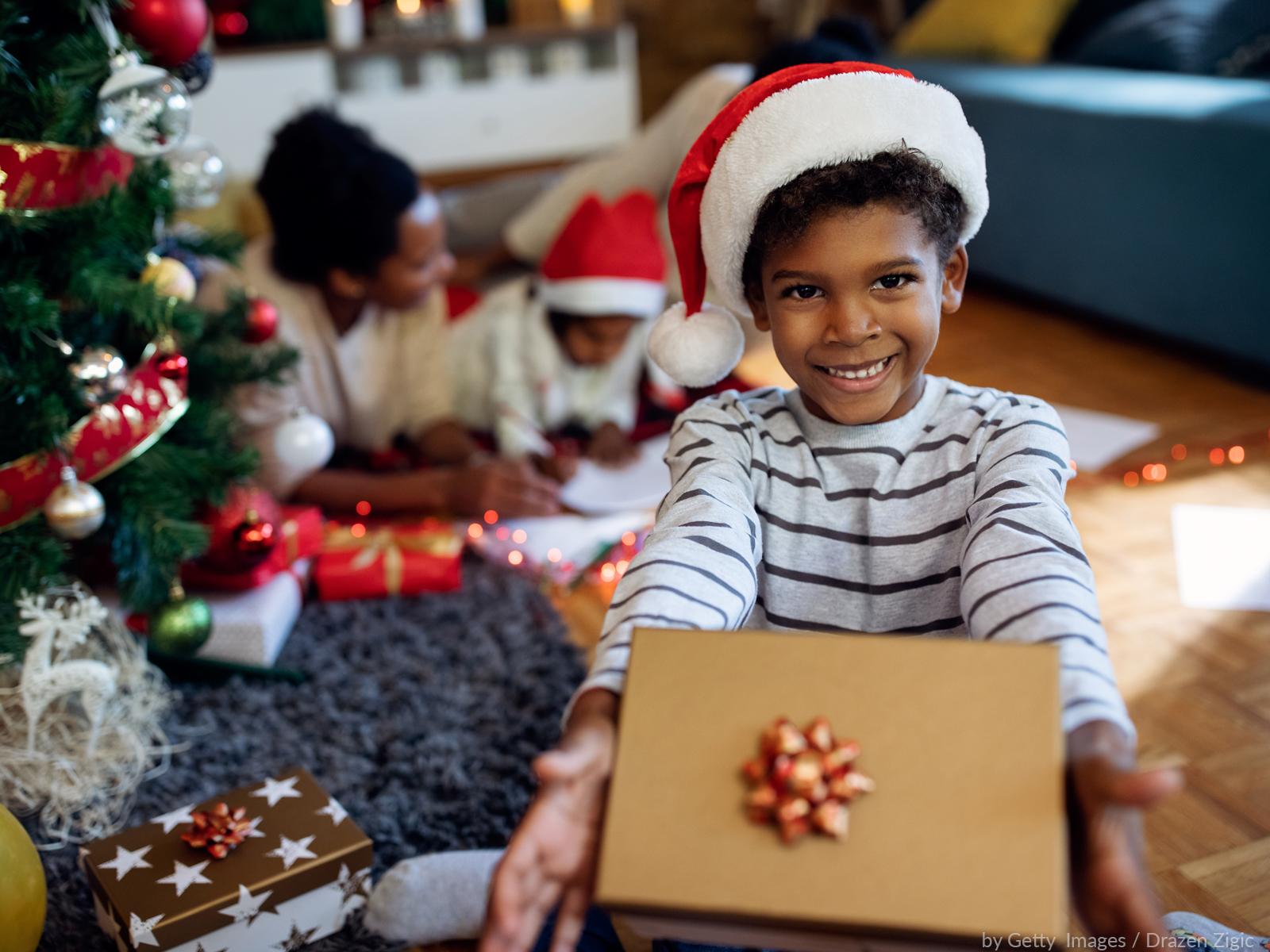Qual o melhor presente de Natal para mim