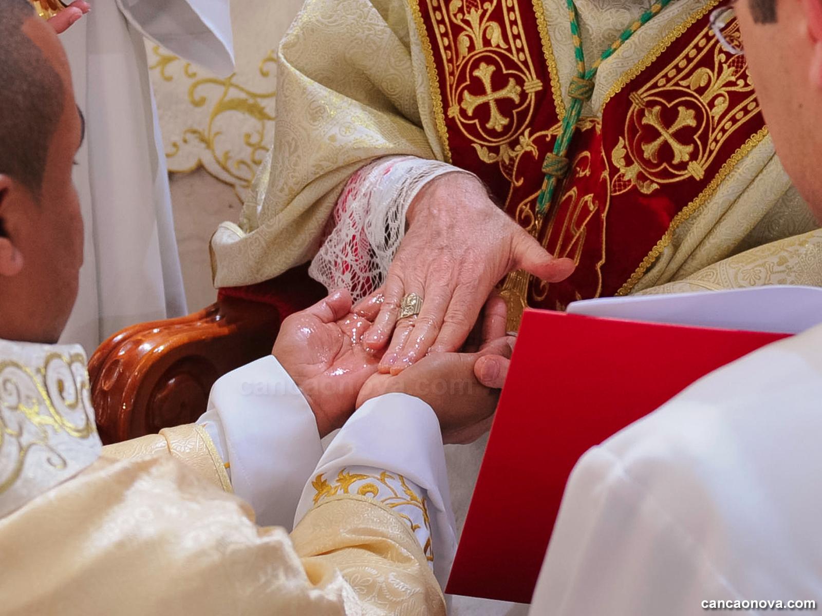 O sacramento da ordem