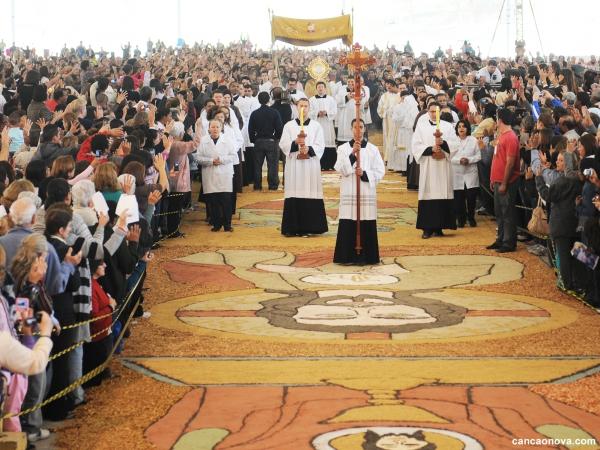Origem da festa de Corpus Christi