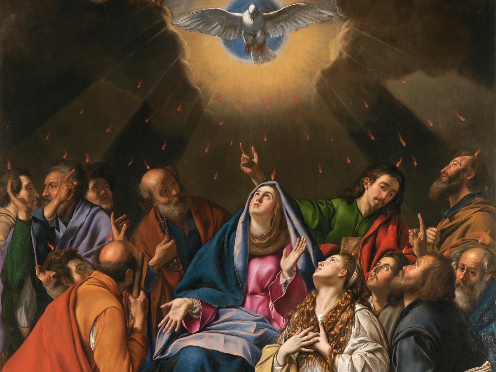 Sem a presença de Nossa Senhora não existe Igreja