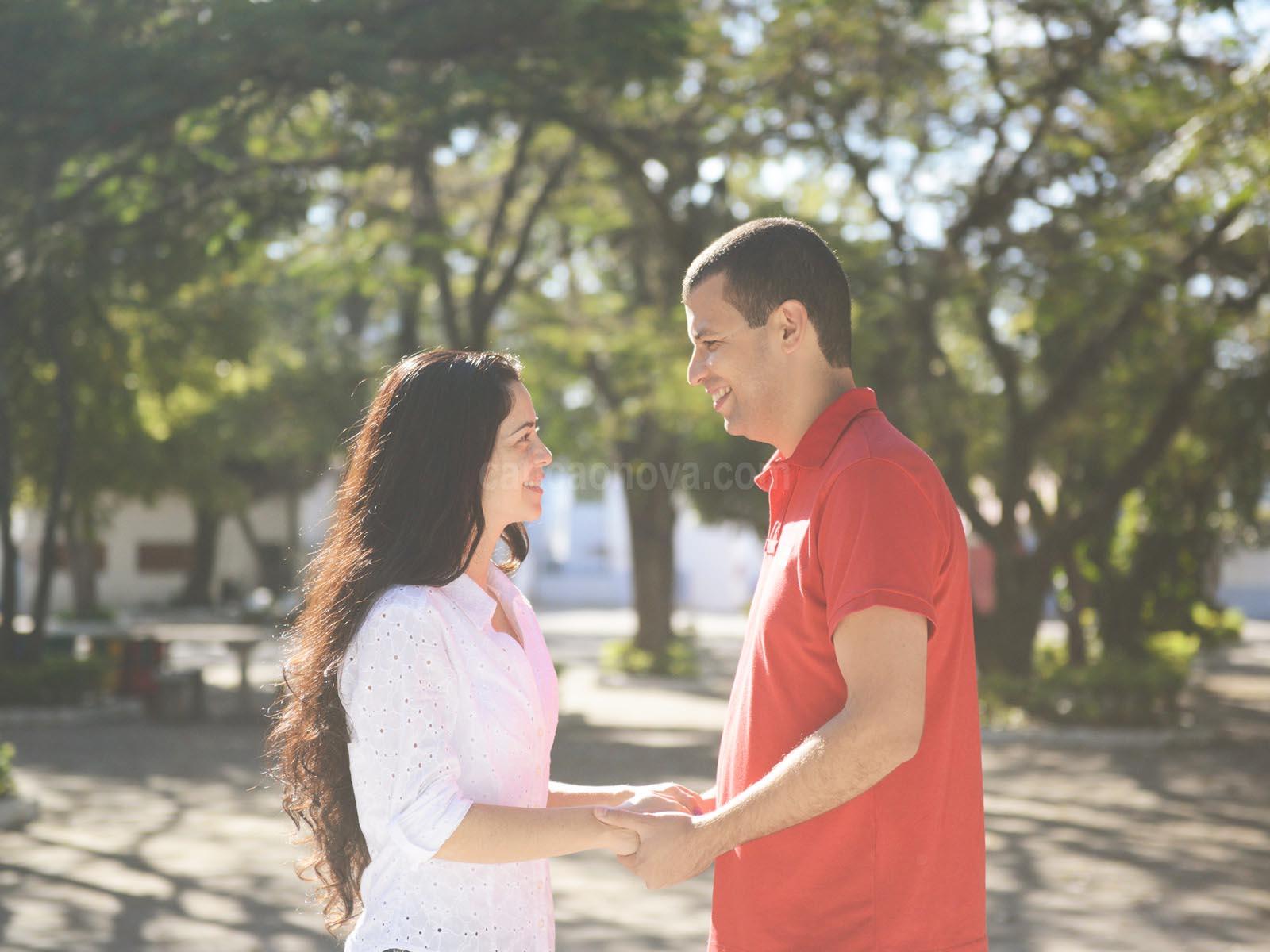 O amor é a capacidade de ver o outro de forma diferente