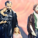Por que a igreja catolica cultua a imagem dos santos