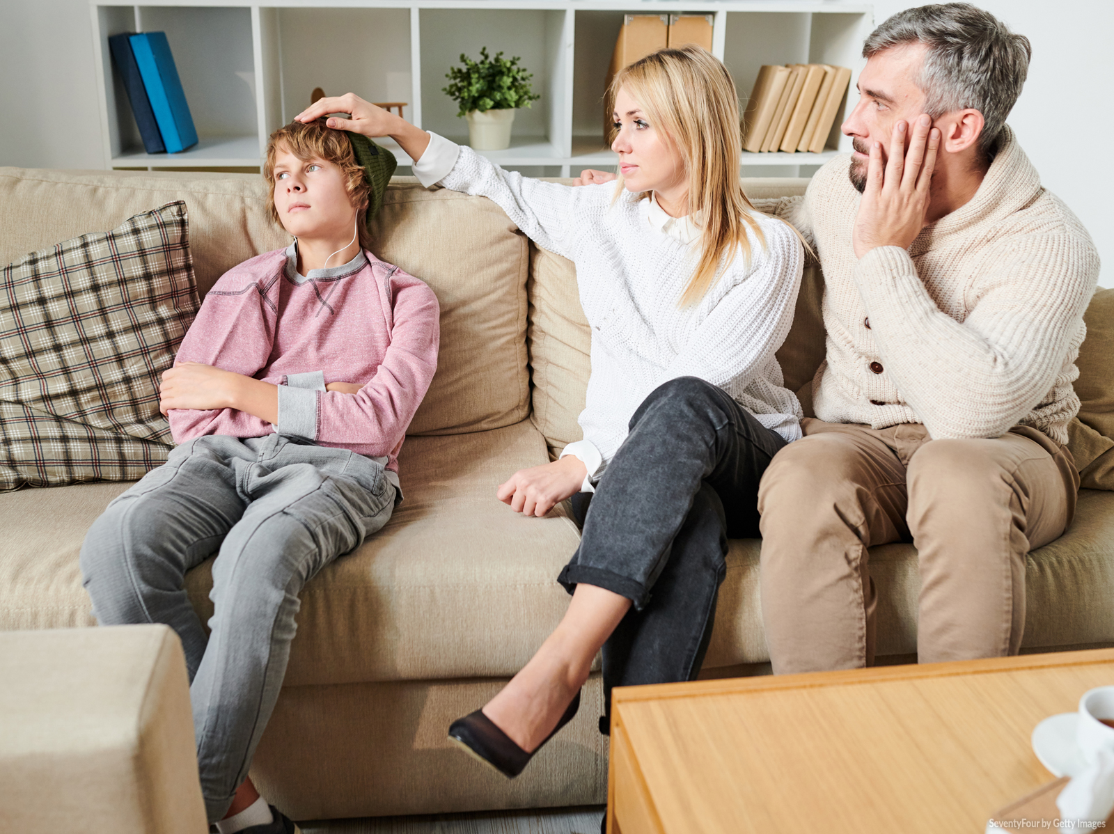Como dialogar com meu filho adolescente?