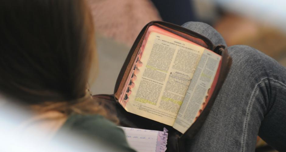 Por que ler a bíblia