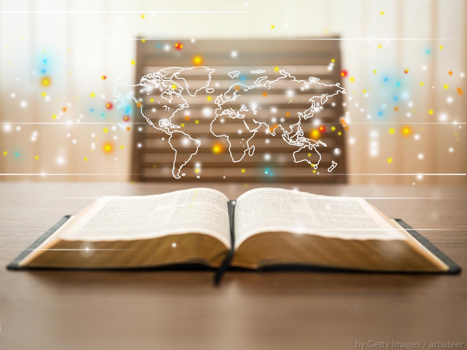 Evangelizar é a missão de todo cristão