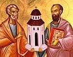 Por que Paulo não fundou uma Igreja diferente da de Pedro?