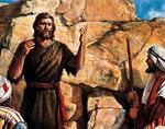 Primeiro dia da Novena de Natal - João pregava a conversão