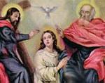 Retiro Popular: Em Maria nos encontramos com a Trindade