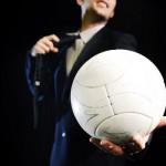 Copa do Mundo: Um olho na bola e outro social