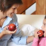 Pesquisas revelam o aumento de peso entre as crianças