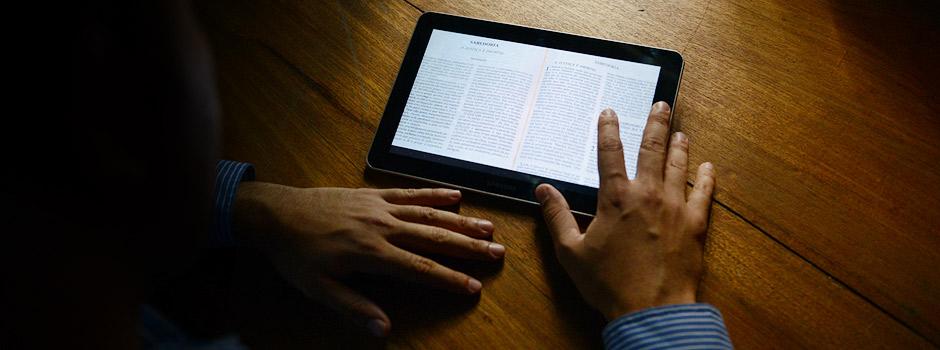Evangelizar nas plataformas digitais