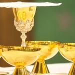 Jesus, na Eucaristia, é um privilégio