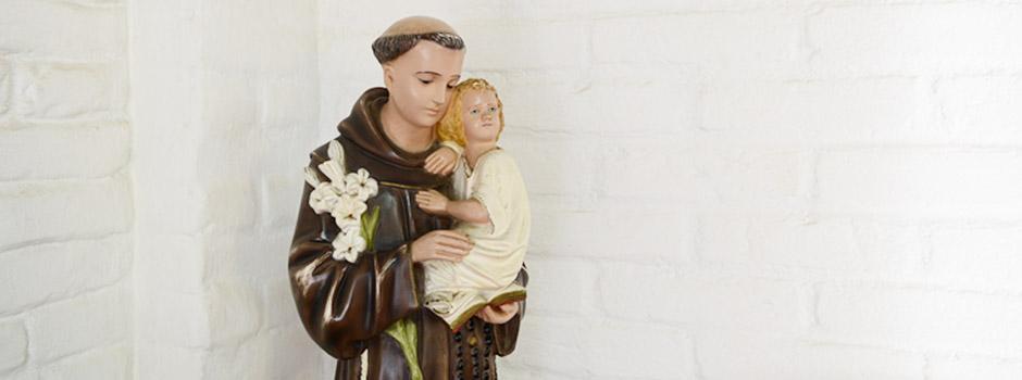 Quem é Santo Antonio?