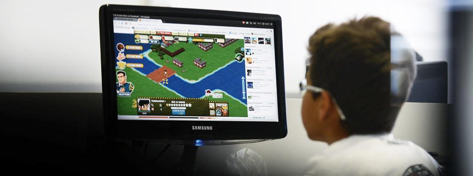 O uso da tecnologia por crianças e adolescentes e seus riscos