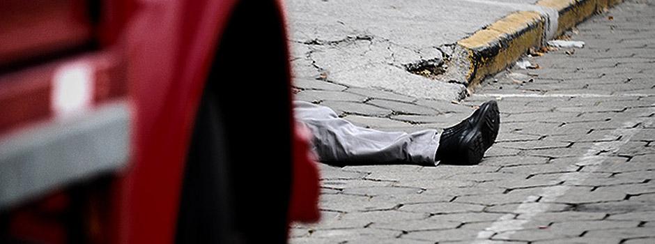 Jovem testemunha ser vítima de três acidentes