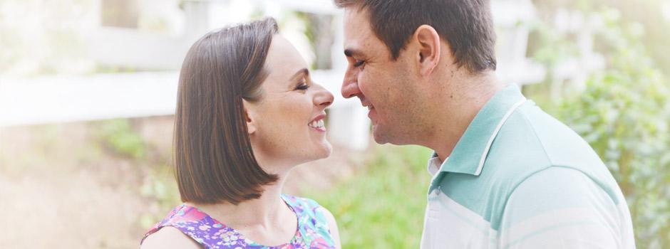 A intimidade do casal
