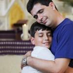Pais, eduquem os filhos na paciência e no amor