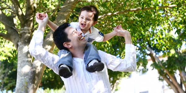 The importance of parental presence