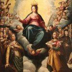 Nossa Senhora Rainha dos anjos, dos santos e dos homens