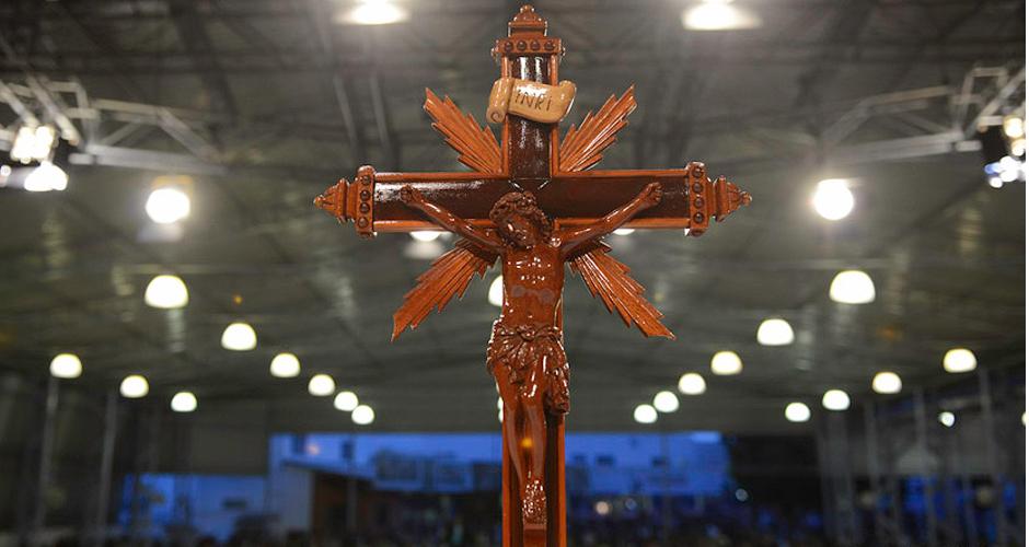 Tomar a cruz significa ter gosto pelo sofrimento?