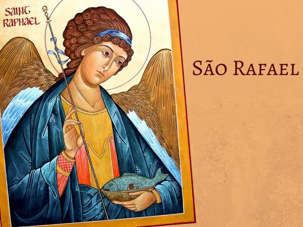 A missão de São Rafael Arcanjo
