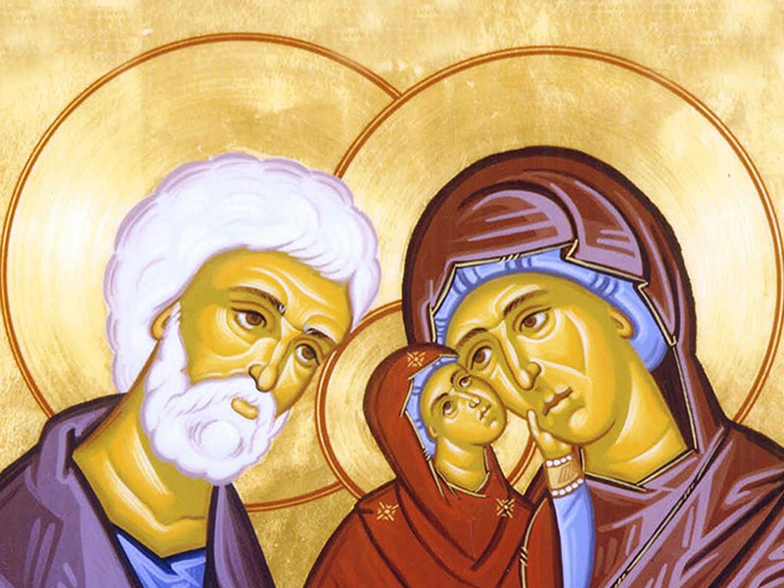 A alegria na Natividade de Maria