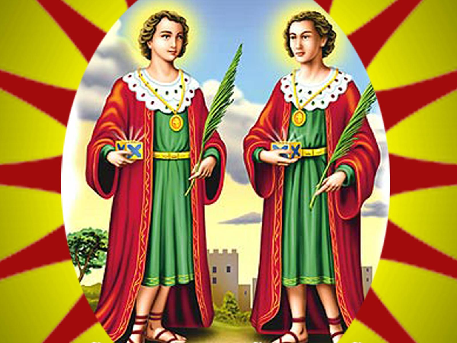 A verdadeira história de São Cosme e São Damião