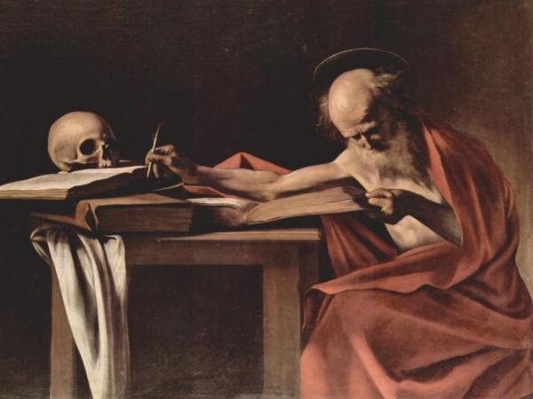 São Jerônimo e as traduções da Bíblia