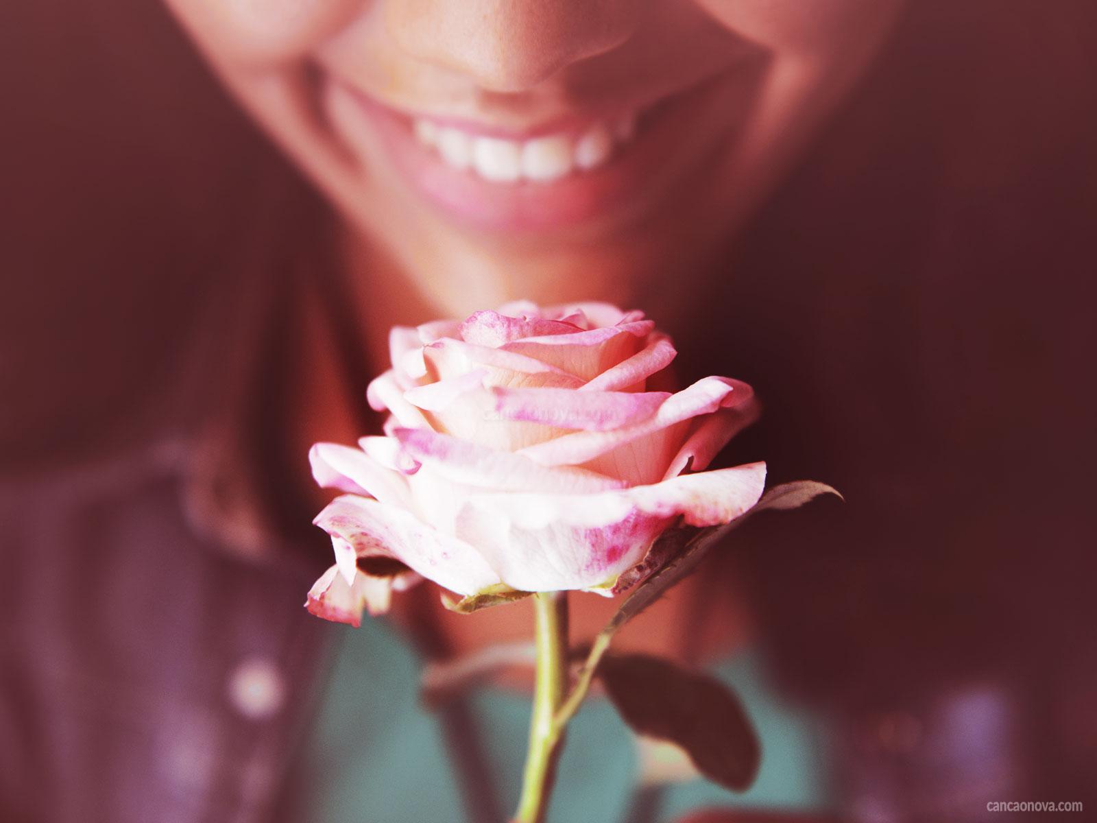 Uma mulher não precisa pedir para ser amada