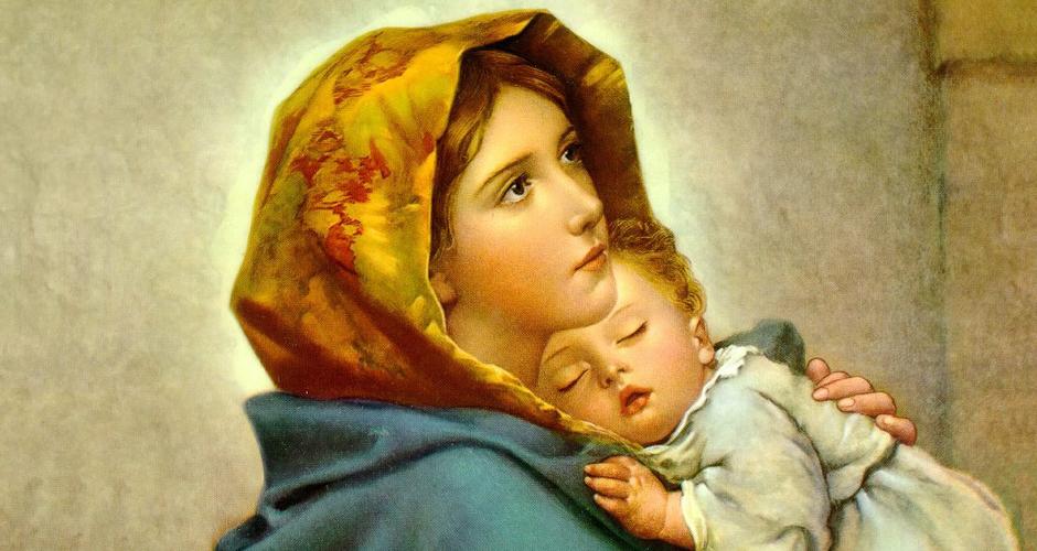Contemplar o rosto de Cristo como Maria - 940x500