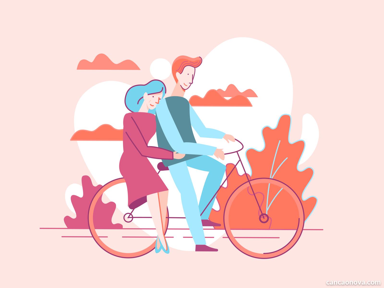 Namorar uma pessoa mais velha dá certo?