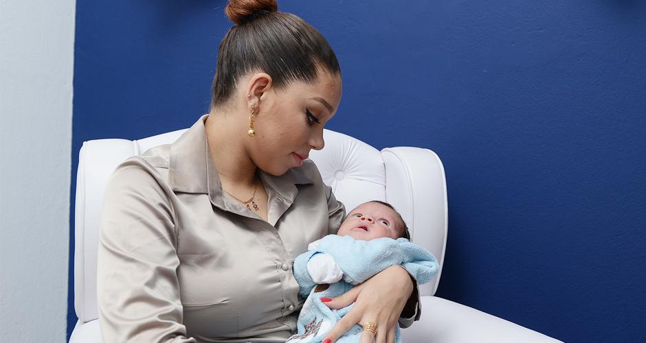 Ser mãe é um ato de heroismo -940x500