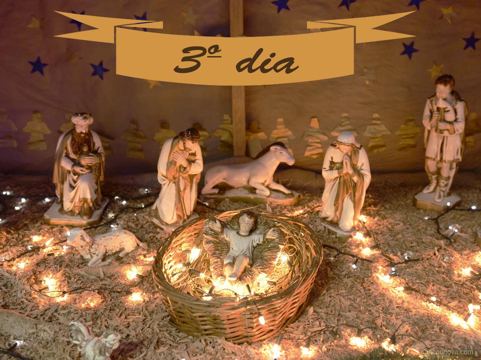 3º dia - Novena de Natal